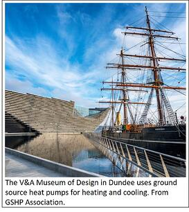 RRS Discovery and V&A Design Museum, Dundee.