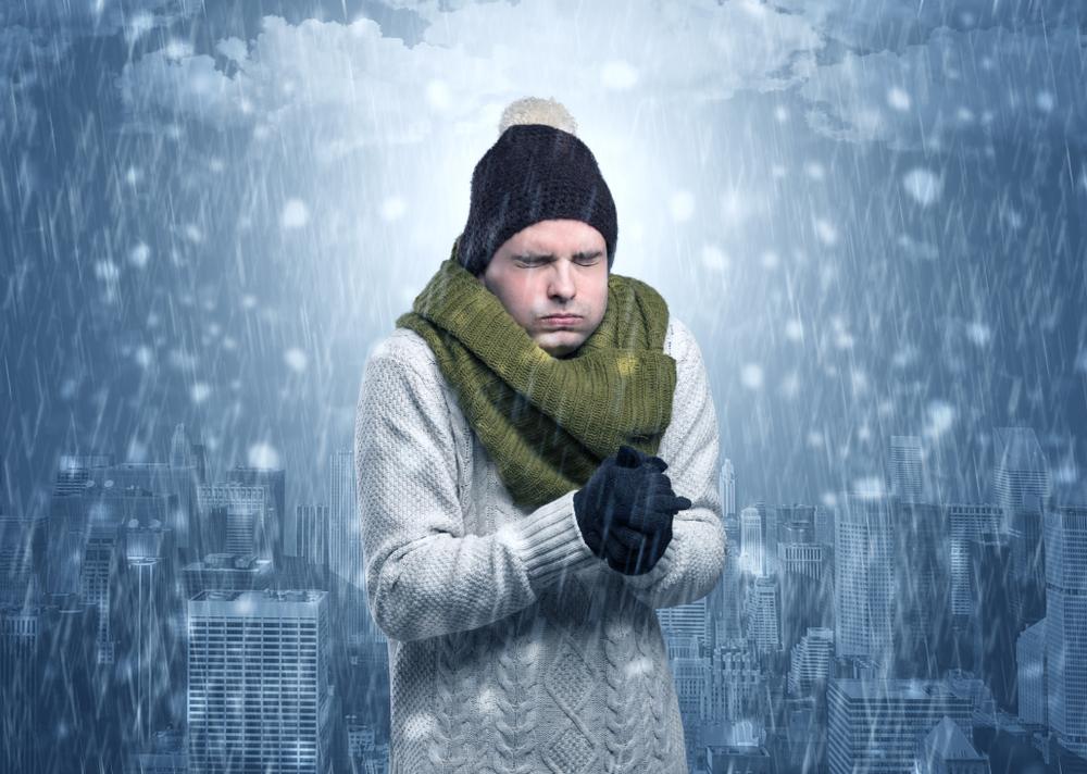 Viruses indoors 4: The flu season